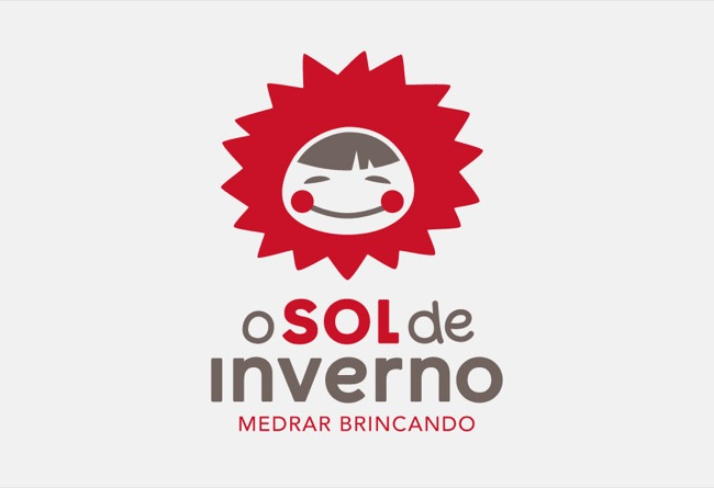 Design child brand O sol de inverno - web design / branding / illustration / packaging - 2015